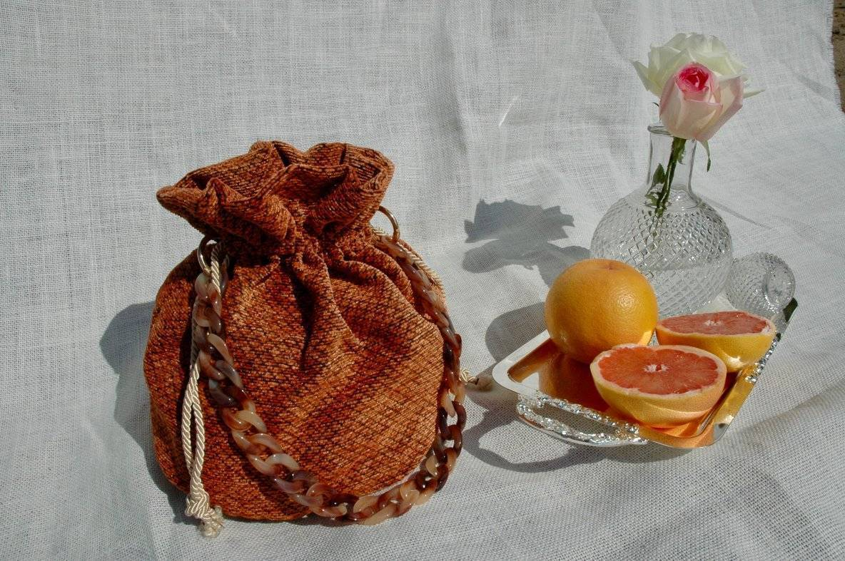 All Categories :: Accessories :: BAGS :: Marigold Urbankissed